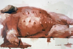 ©Jenny Saville, Suspension 2002-03